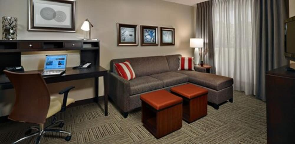 Living Area, Staybridge Suites Lexington, an IHG Hotel