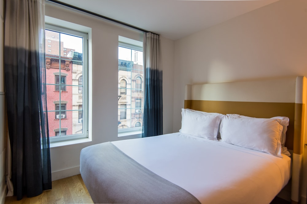 Room, Hotel Indigo Lower East Side New York