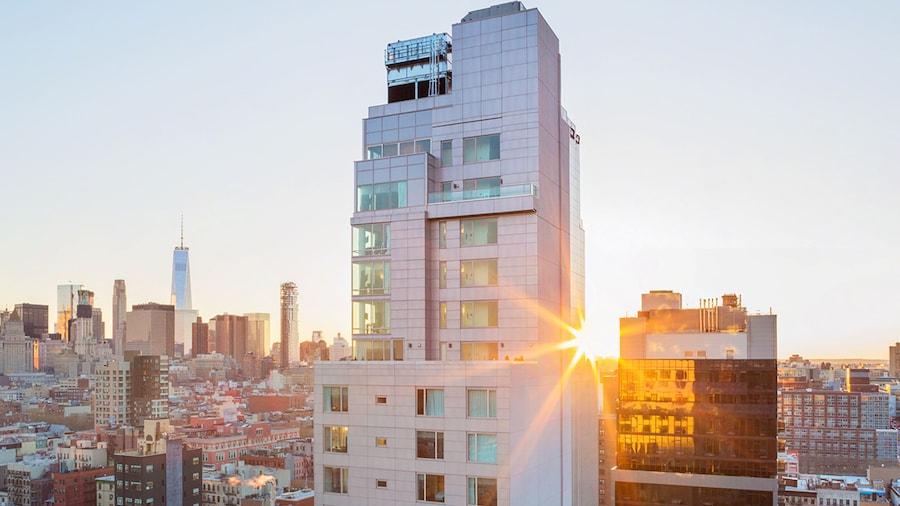 Hotel Indigo Lower East Side New York, an IHG Hotel