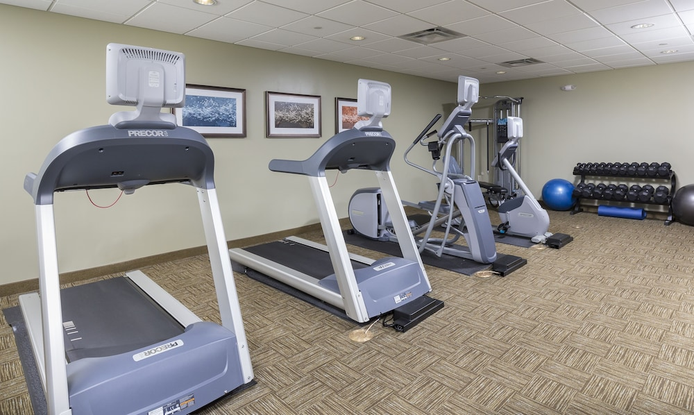 Fitness Facility, Staybridge Suites Canton
