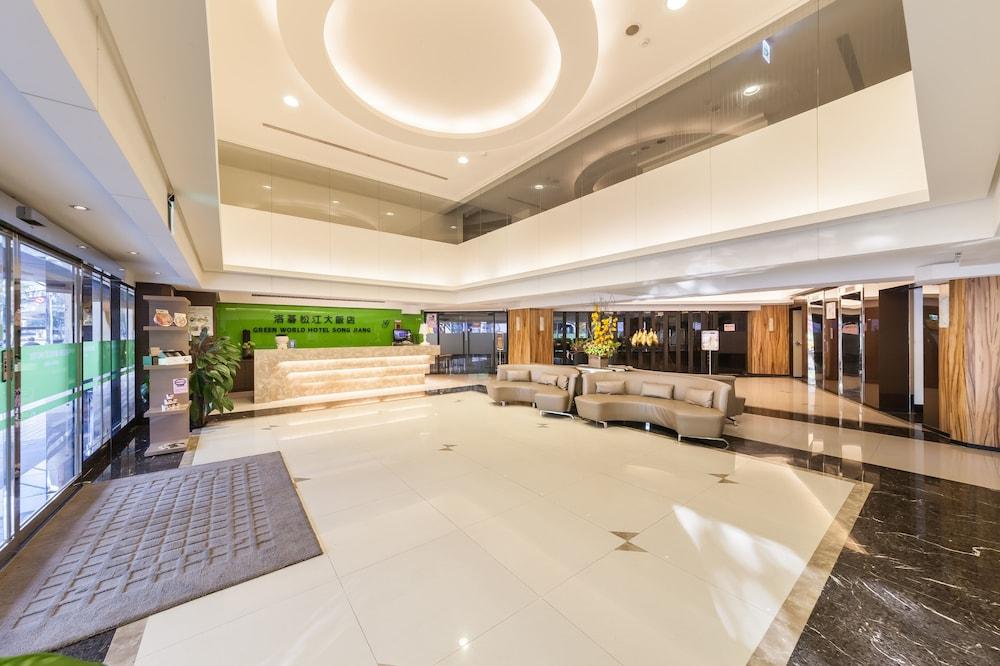 Green World Hotel Song Jiang Deals Reviews Taipei Twn Wotif
