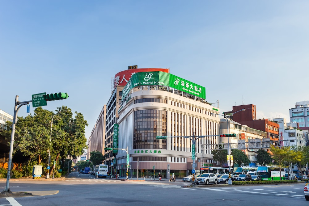 Green World Hotel Song Jiang 2018 Room Prices Deals Reviews