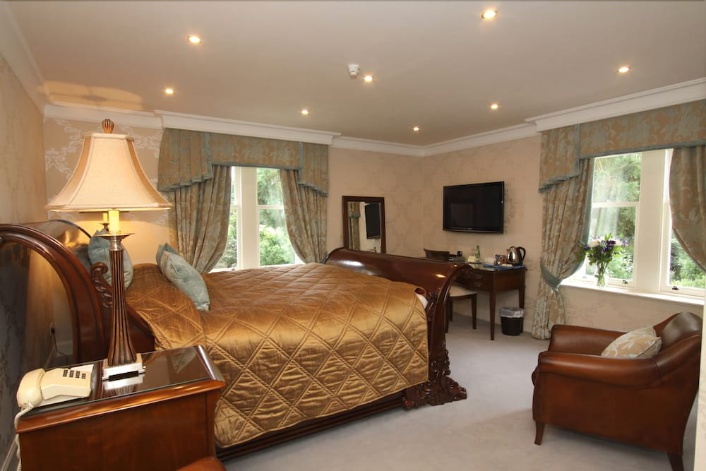 Room, The Mansion House Hotel