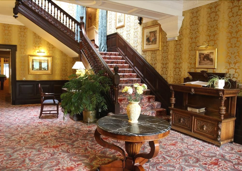 Staircase, The Mansion House Hotel