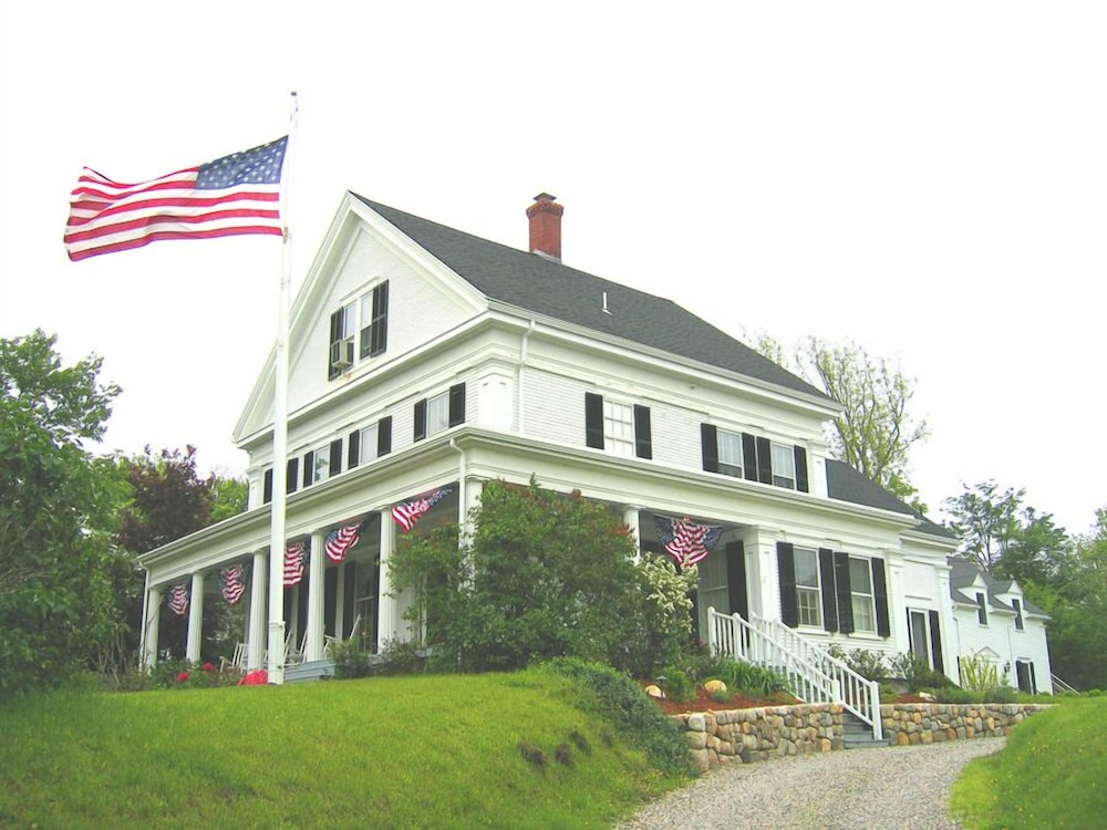 Front of Property, Liberty Hill Inn