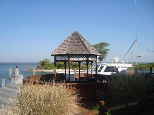 Gazebo, Island Resort