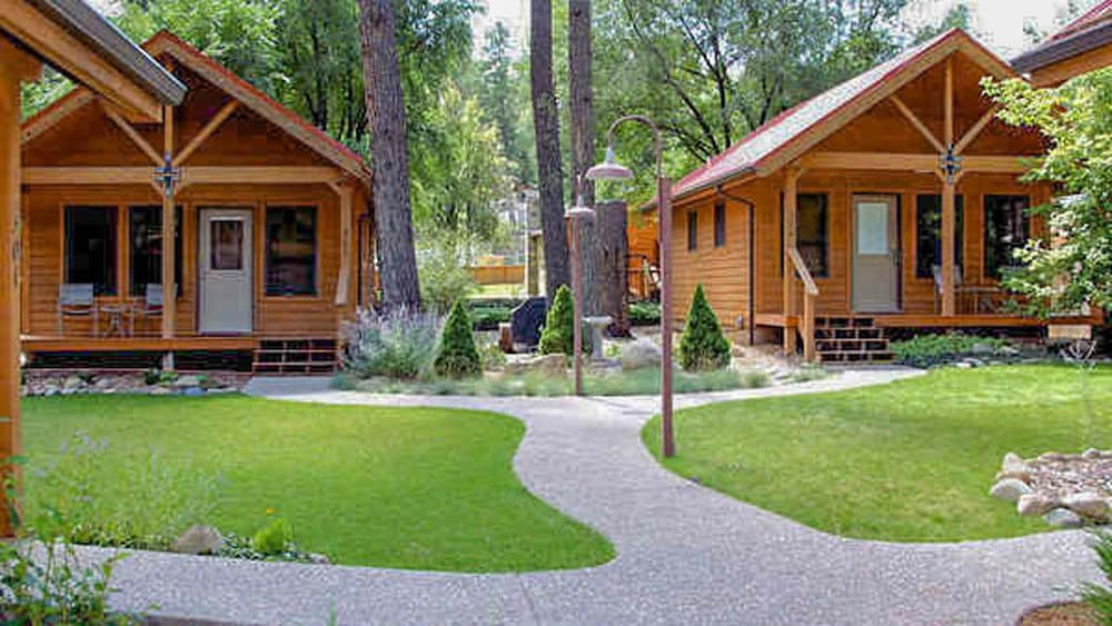 Garden View, Shadow Mountain Lodge and Cabins