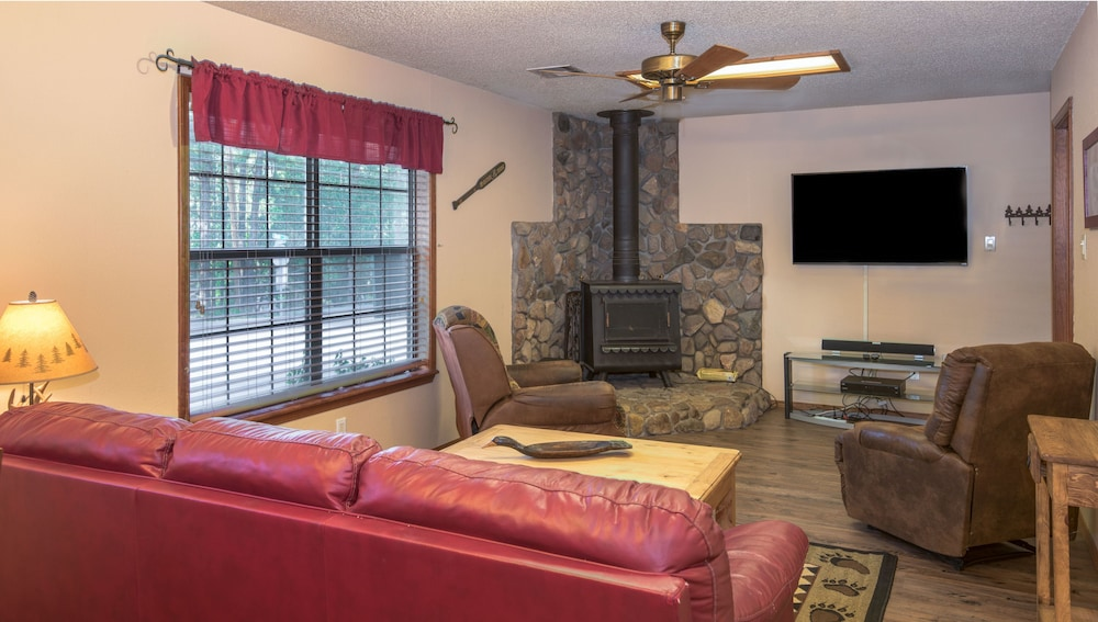 Living Room, Shadow Mountain Lodge and Cabins