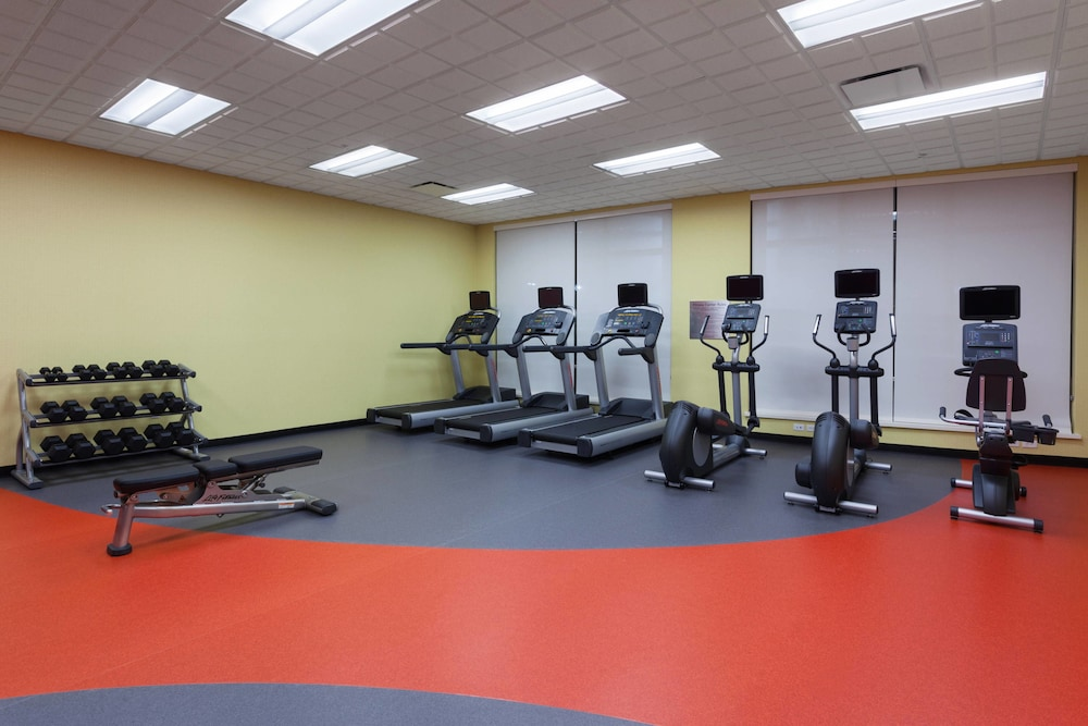 Fitness Facility, Courtyard San Angelo