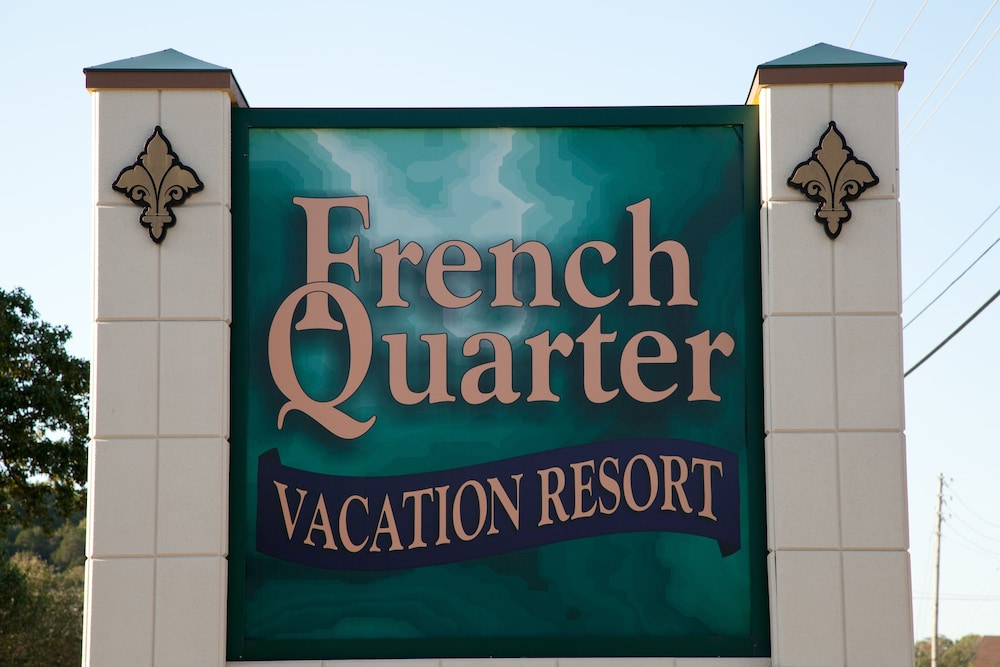 Exterior, French Quarter Resort by Spinnaker Resorts