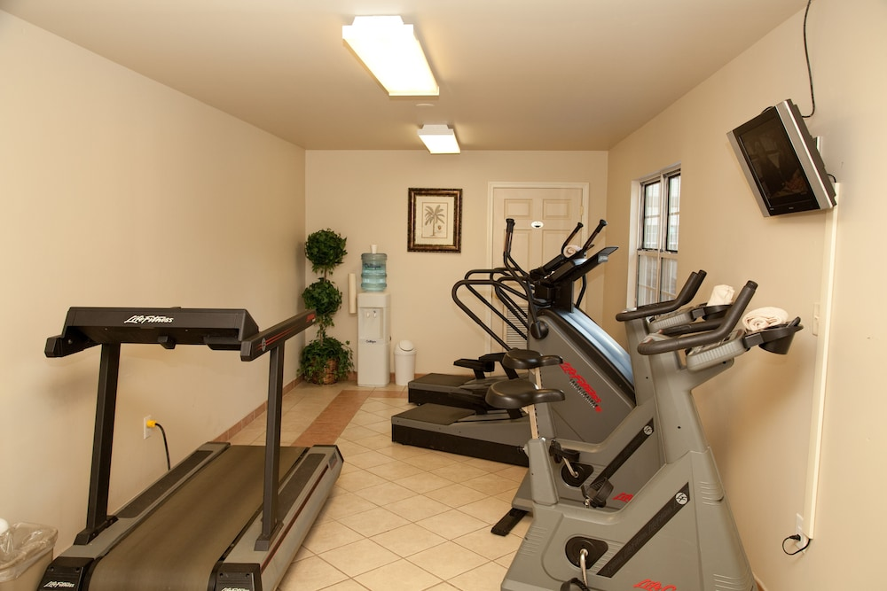 Gym, French Quarter Resort by Spinnaker Resorts