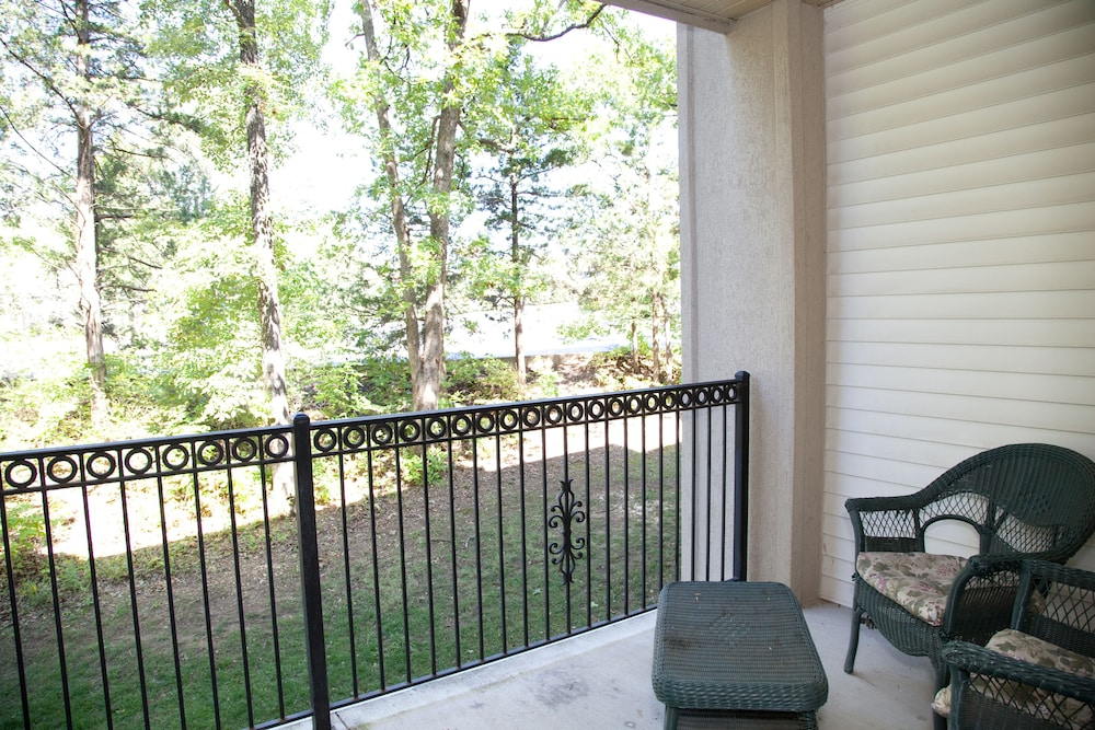Balcony, French Quarter Resort by Spinnaker Resorts