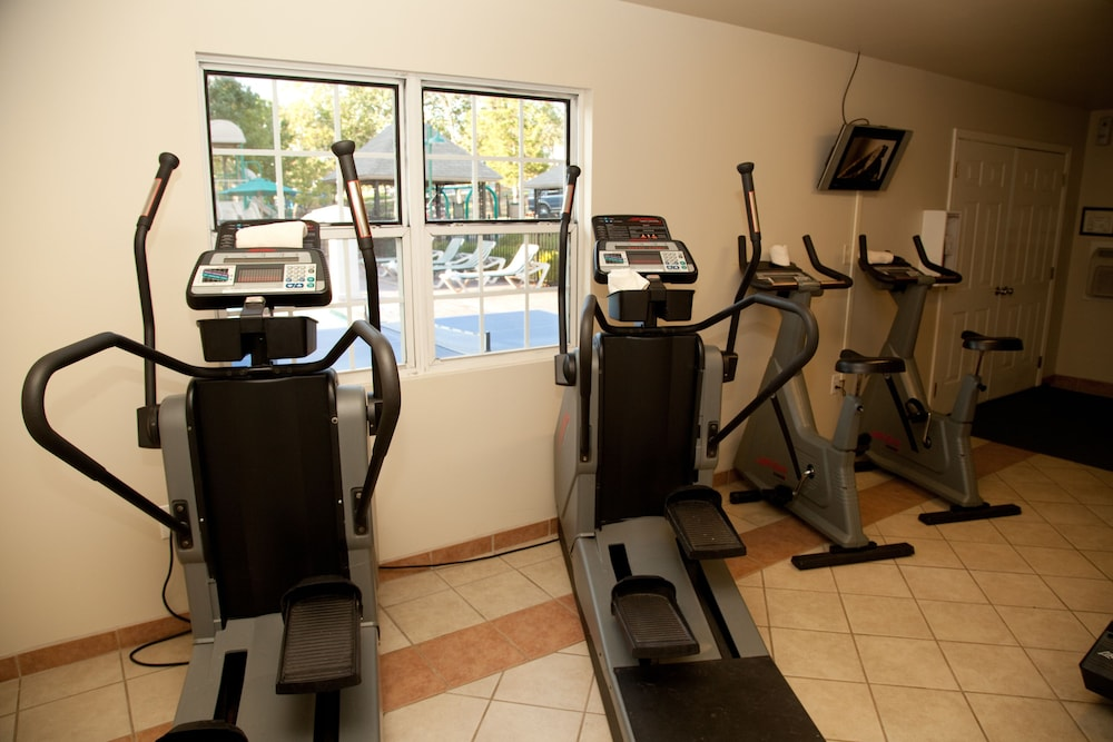Fitness Facility, French Quarter Resort by Spinnaker Resorts