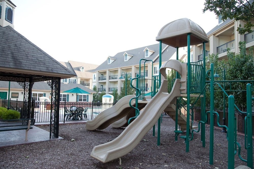 Children's Play Area - Outdoor, French Quarter Resort by Spinnaker Resorts