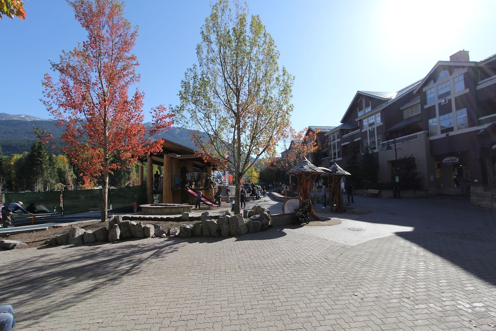 Children's Play Area - Outdoor, Marketplace Lodge by Whistler Retreats