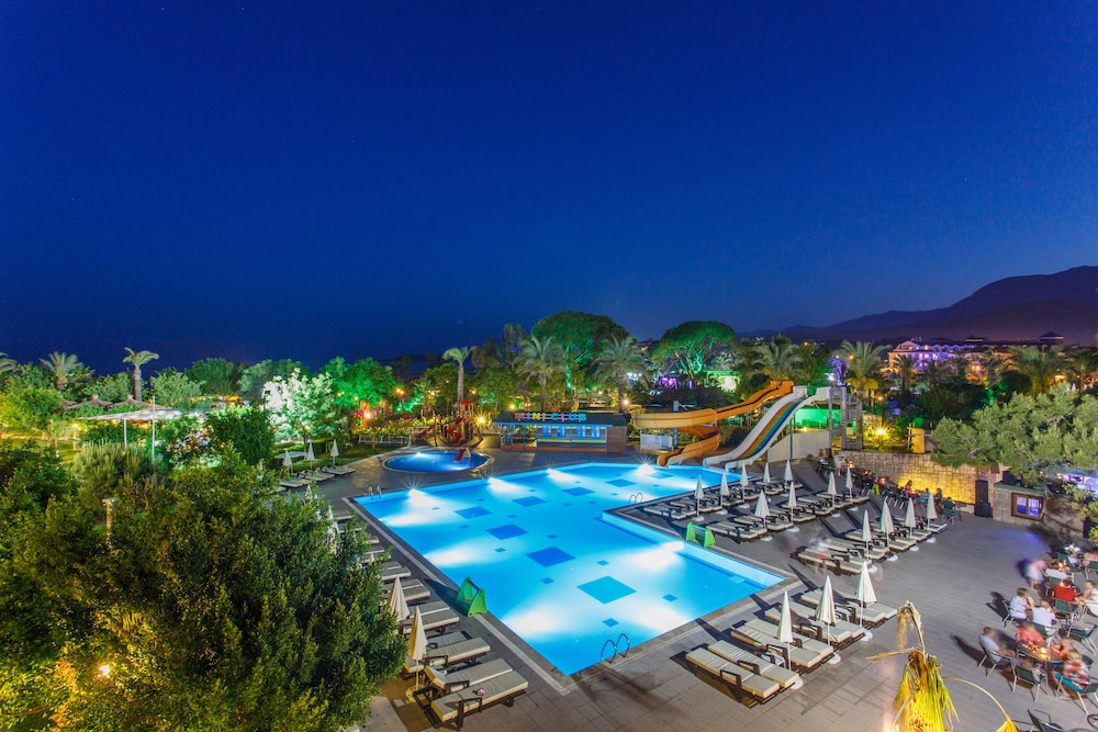 Novia Lucida Beach All Inclusive In Antalya Hotel Rates
