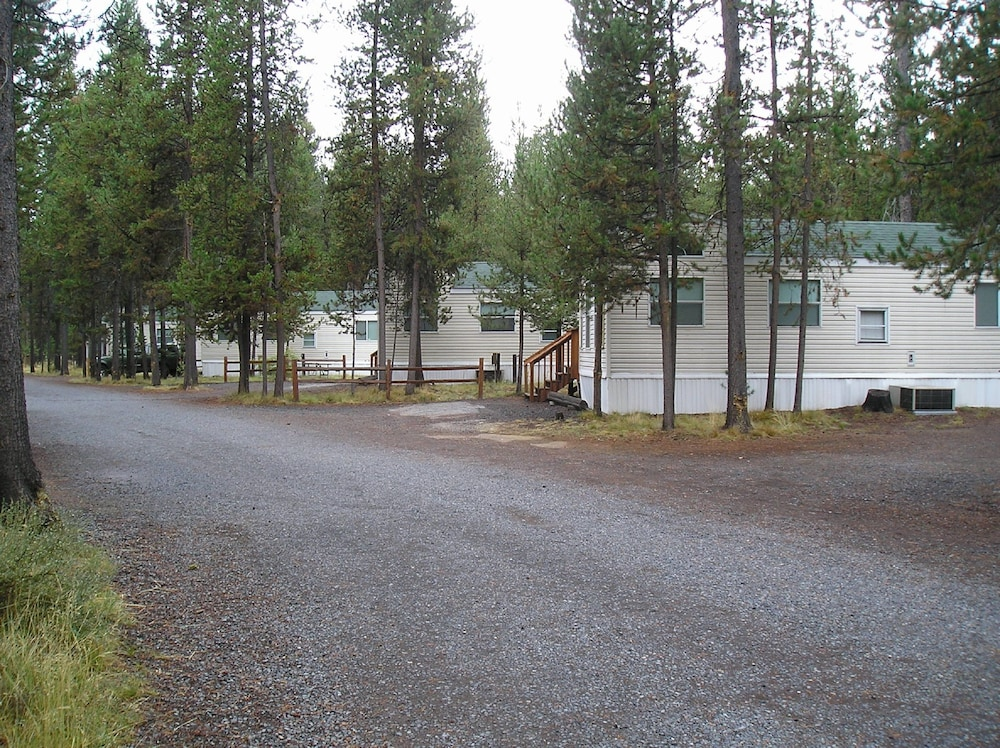 Property Grounds, Bend-Sunriver RV Campground