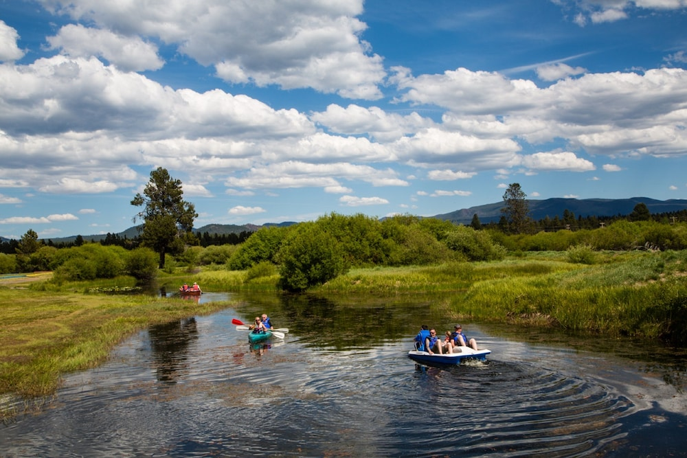 Boating, Bend-Sunriver RV Campground