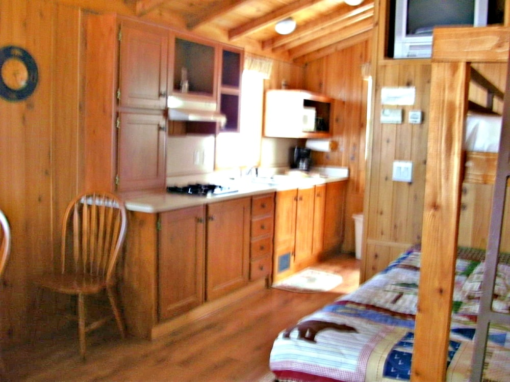 Living Area, Bend-Sunriver RV Campground