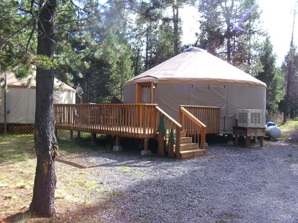 Front of Property, Bend-Sunriver RV Campground