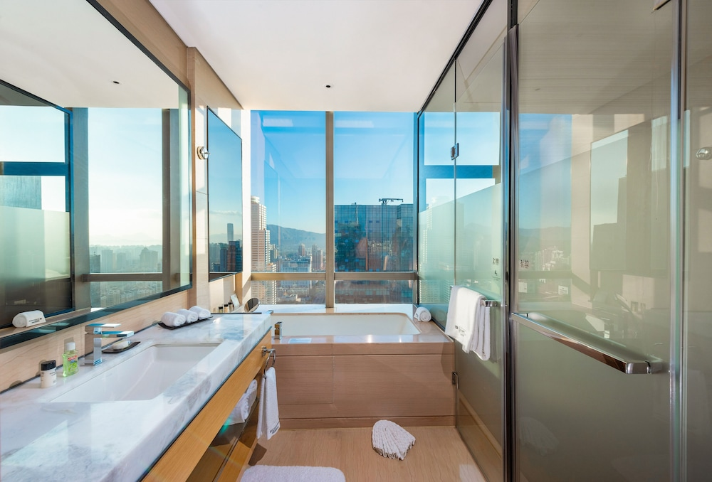 Bathroom, Wyndham Grand Shenzhen