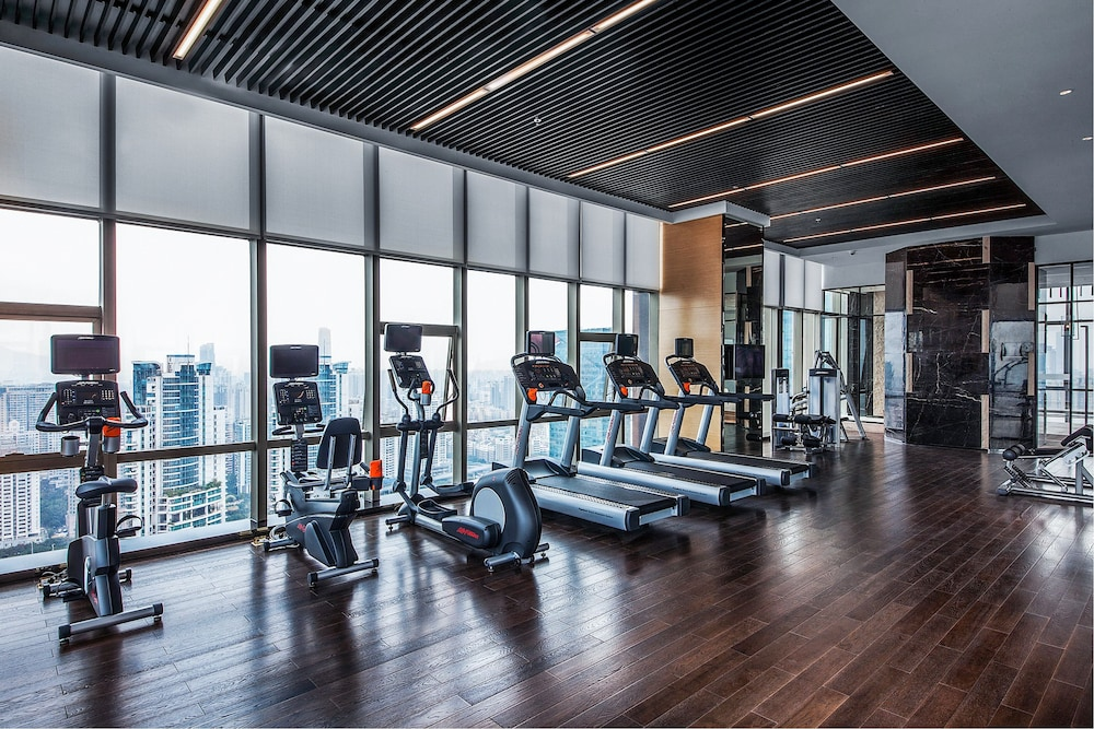 Fitness Facility, Wyndham Grand Shenzhen