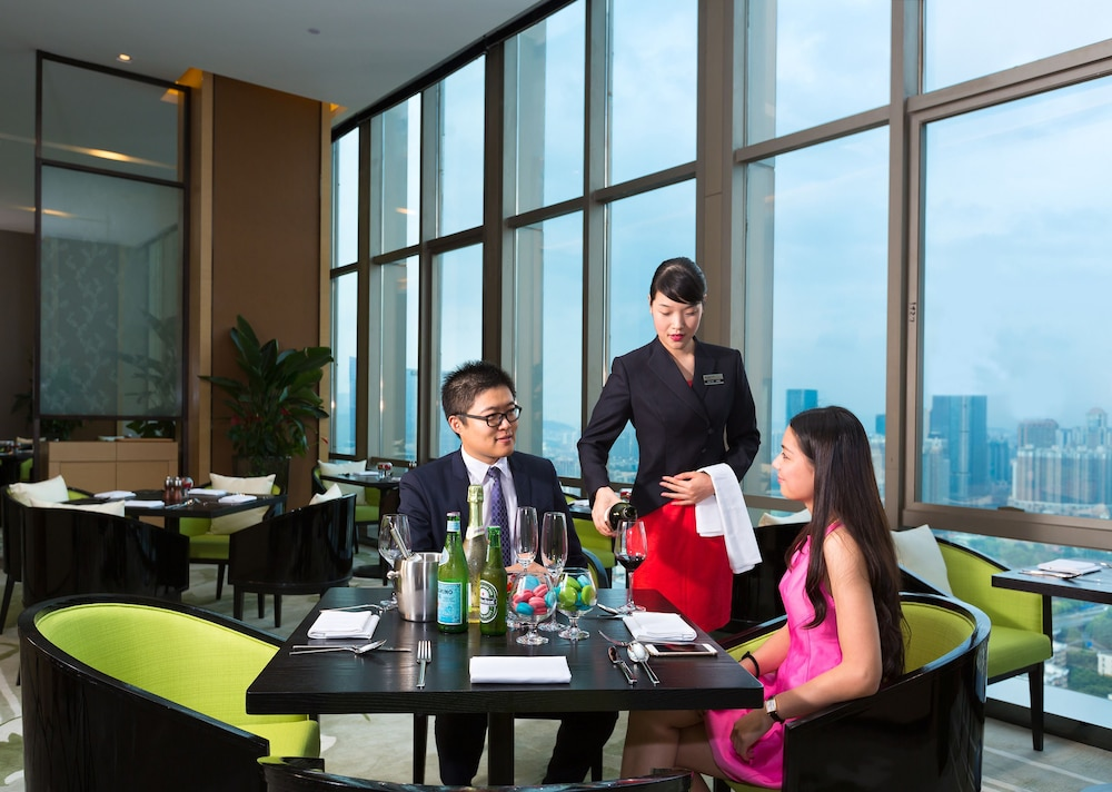 Executive Lounge, Wyndham Grand Shenzhen