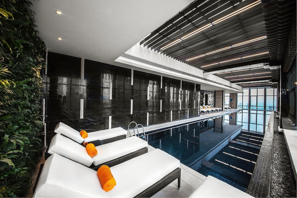 Pool, Wyndham Grand Shenzhen