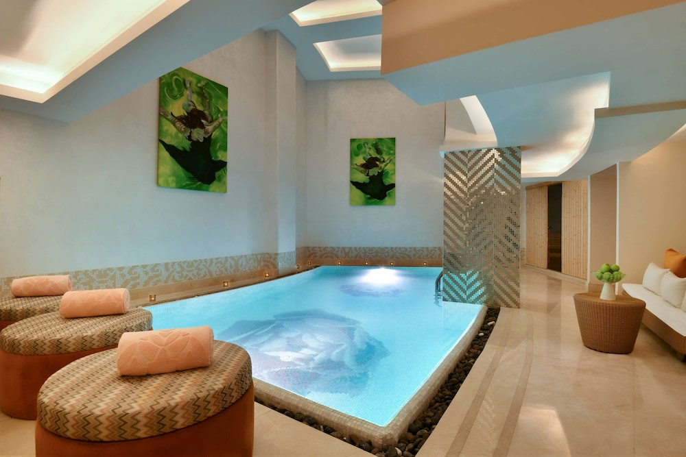 Indoor Pool, Marsa Malaz Kempinski, The Pearl - Doha