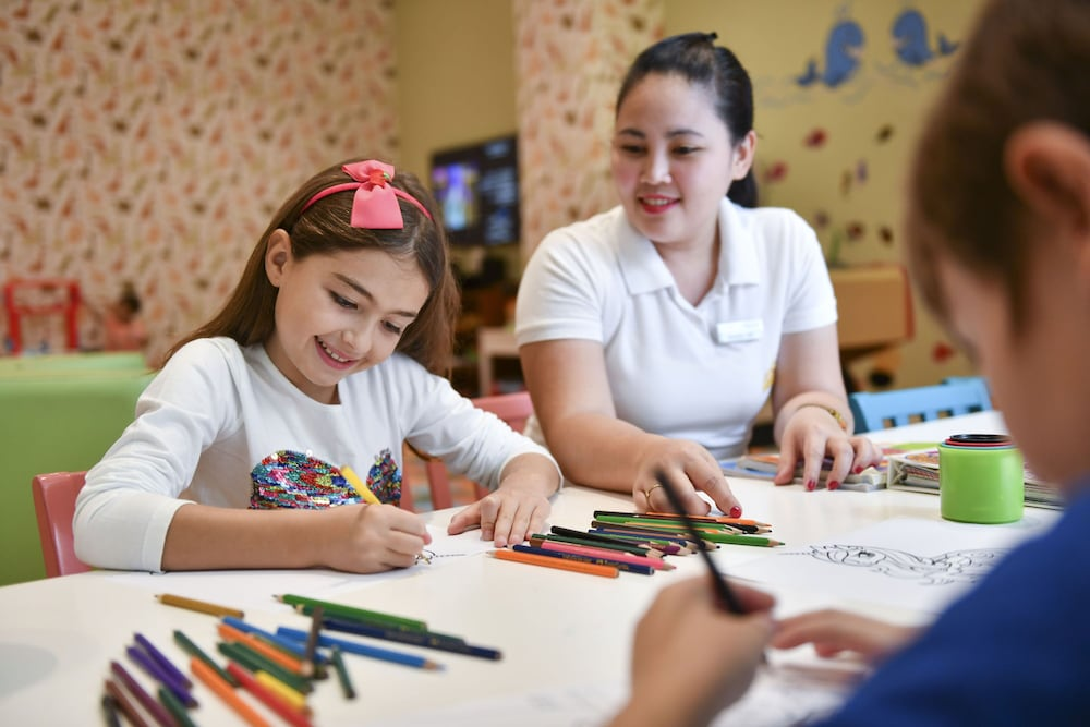 Children's Activities, Marsa Malaz Kempinski, The Pearl - Doha