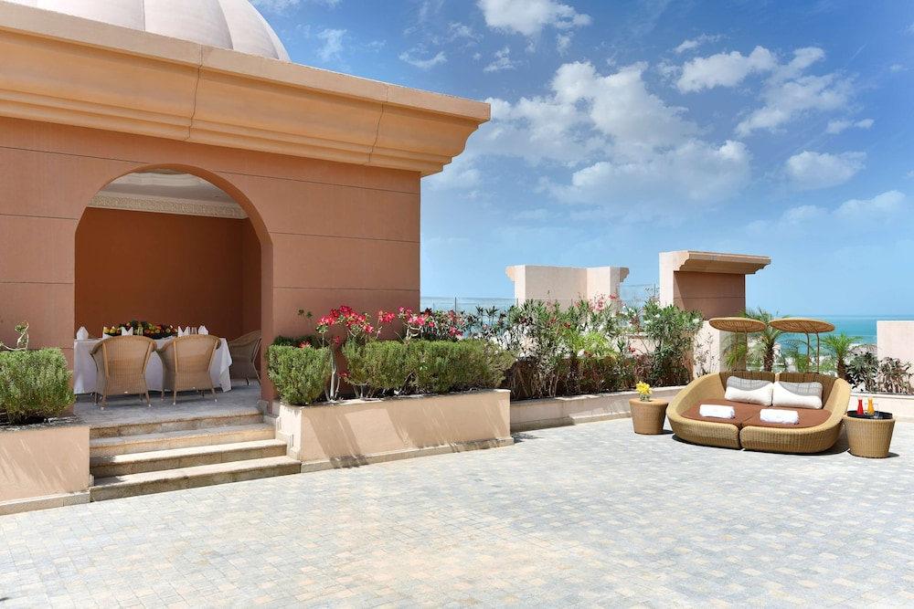 Terrace/Patio, Marsa Malaz Kempinski, The Pearl - Doha