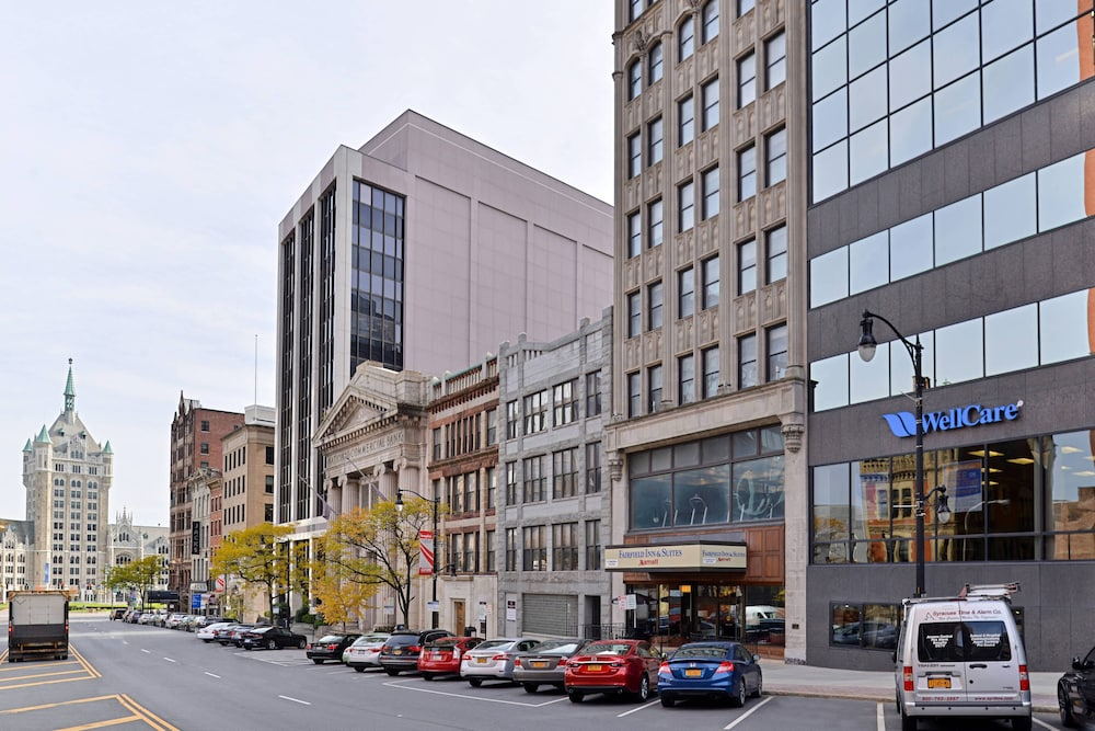 Fairfield Inn & Suites by Marriott Albany Downtown in Albany