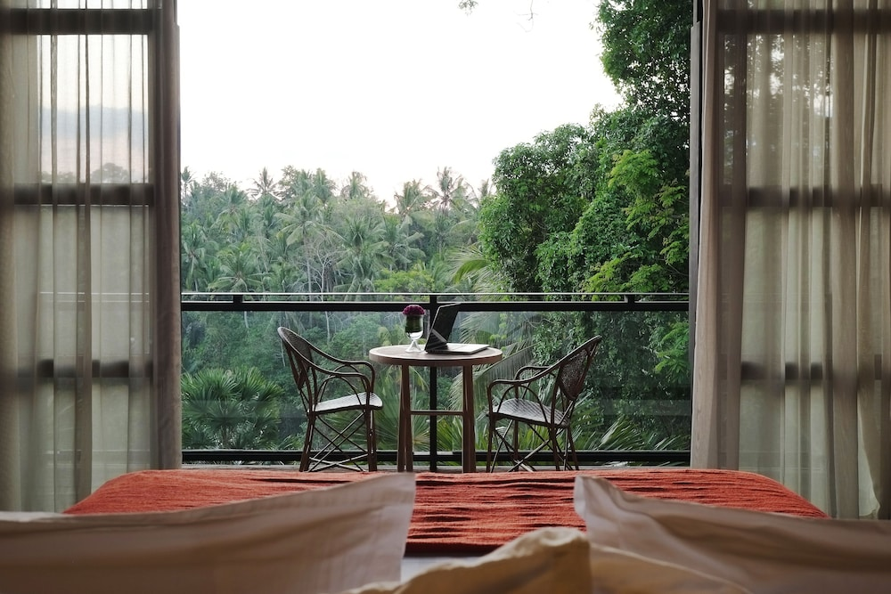 View from Room, Bisma Eight Ubud