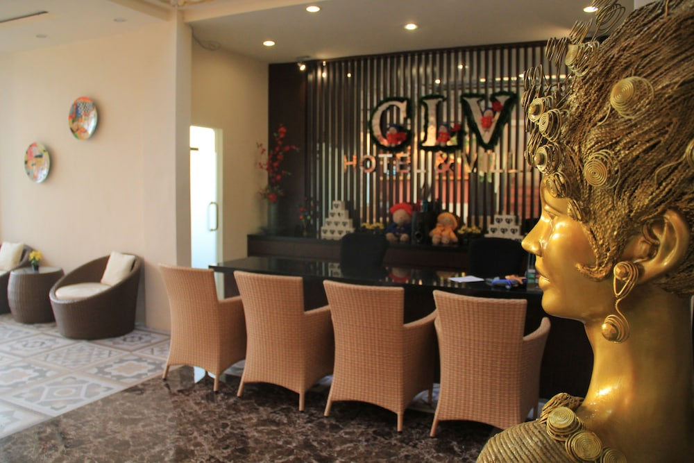 Reception, CLV Hotel & Villa