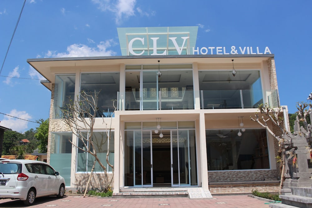 Front of Property, CLV Hotel & Villa