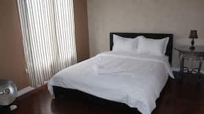 Iron/ironing board, cribs/infant beds, free WiFi, wheelchair access