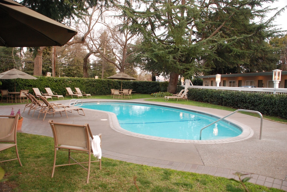Outdoor Pool, El Bonita Motel