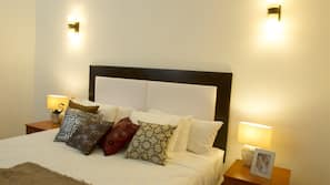 Down duvet, minibar, in-room safe, individually furnished
