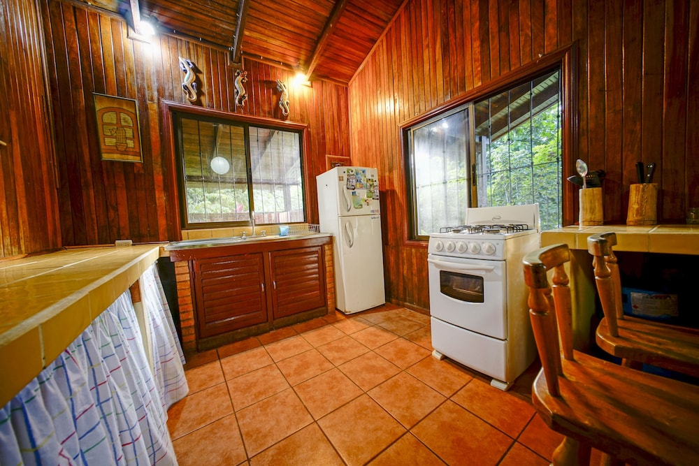 Private Kitchenette, Ecovital Costa Rica