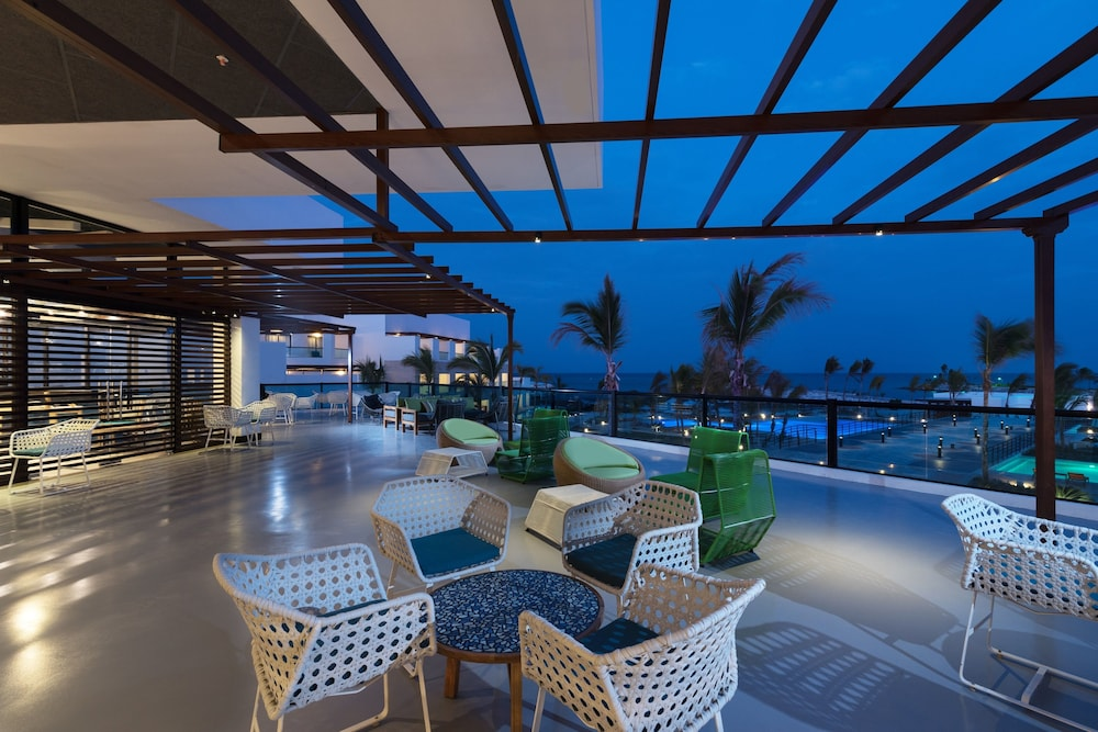 Terrace/Patio, TRS Cap Cana Hotel - Adults Only - All Inclusive