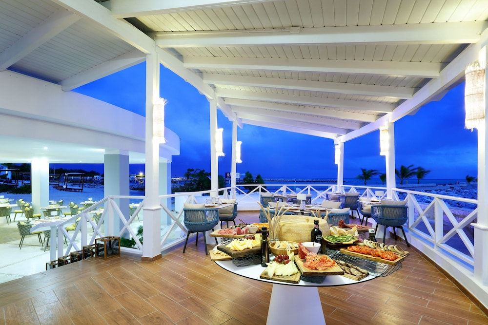 Outdoor Dining, TRS Cap Cana Hotel - Adults Only - All Inclusive