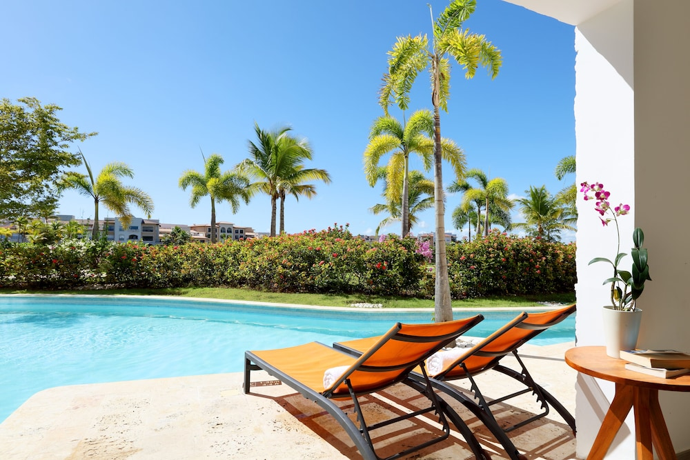 Balcony, TRS Cap Cana Hotel - Adults Only - All Inclusive