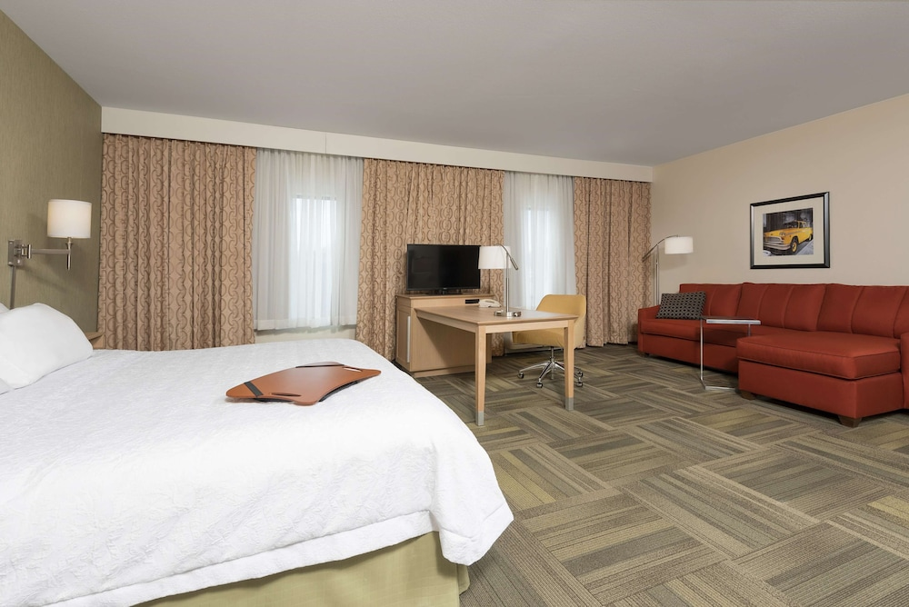 Room, Hampton Inn Kalamazoo