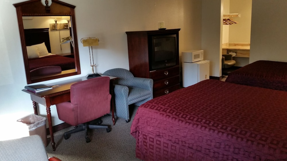 Living Area, Motel Puyallup