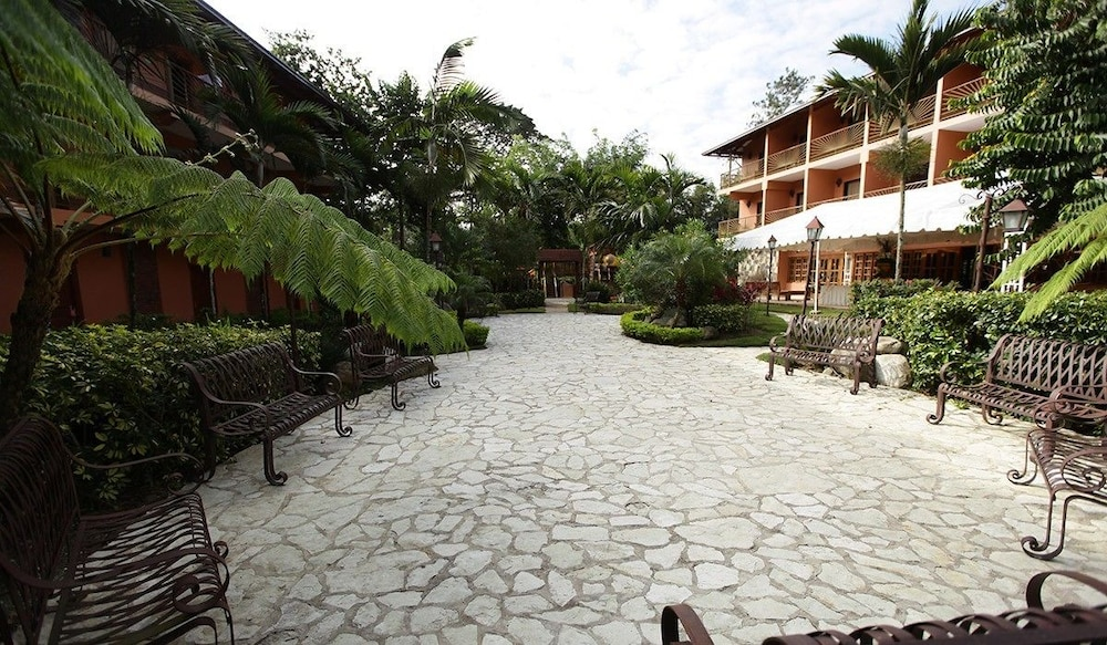 Property Grounds, Hotel Gran Jimenoa