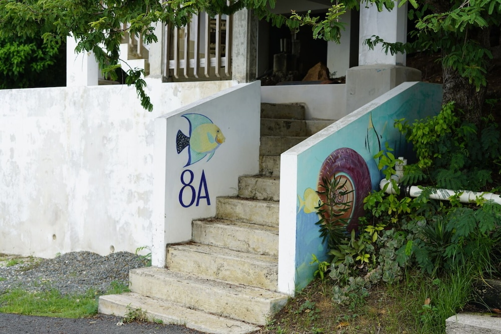 Property Entrance, Culebra Island Villas