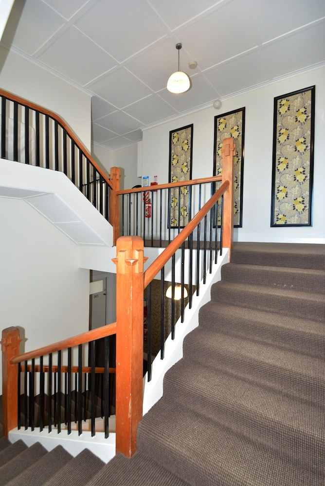 Staircase, Majestic Mansions - Apartments at St Clair