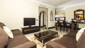 42-tommers LED-tv med digitale kanaler