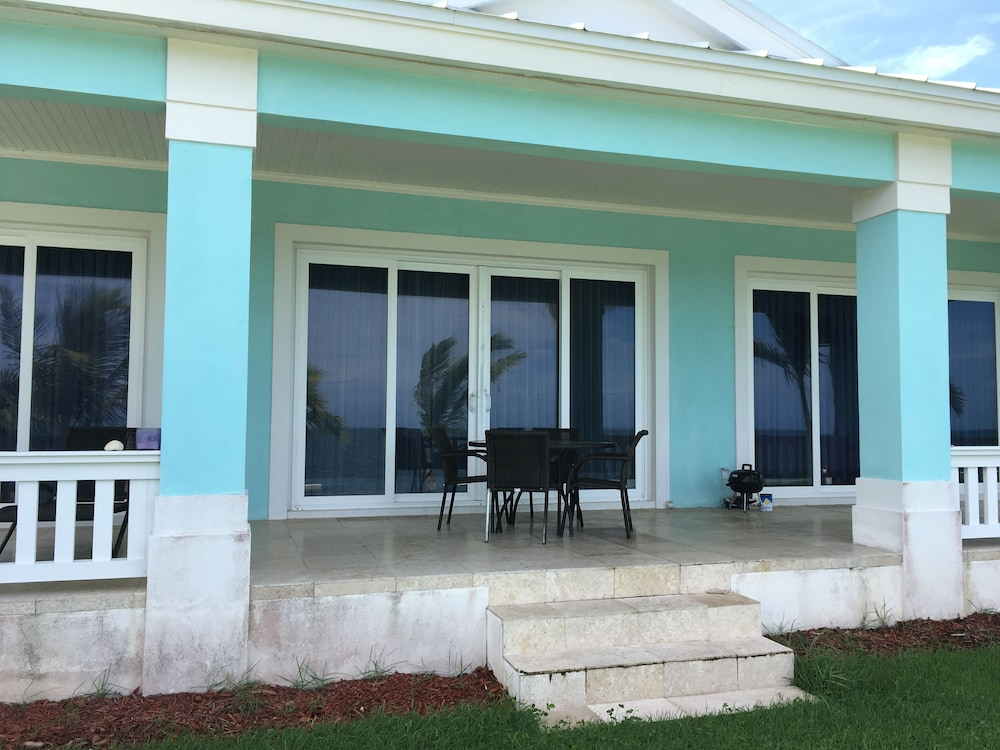 Porch, Mermaid Reef Villa 3 by Living Easy Abaco