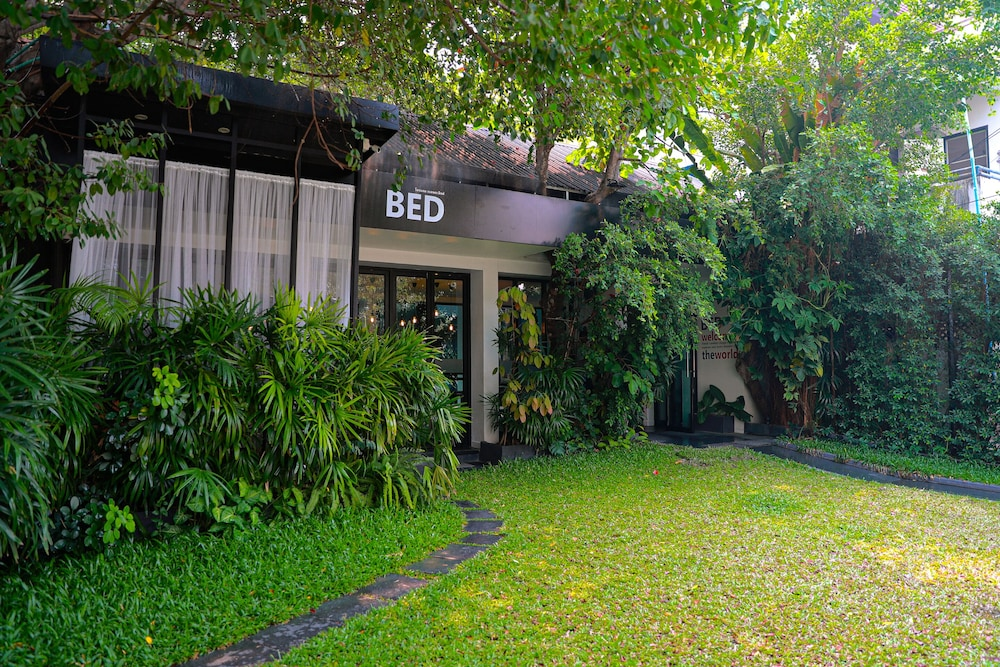 Garden, BED Phrasingh Hotel - Adults Only